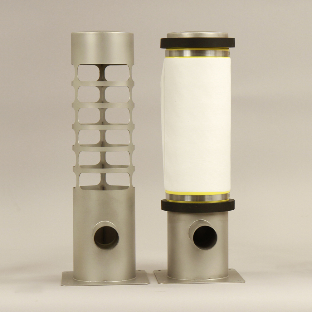 Isolator filters.